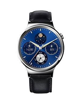 huawei-classic-smart-watch-with-leather-bracelet