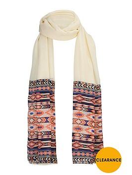 girls-aztec-printed-scarf
