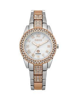 oasis-mother-of-pearl-dial-two-tone-metal-bracelet-ladies-watch