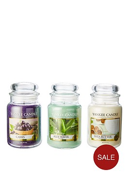 yankee-candle-set-of-3-large-classic-collection-jars-ndash-aloe-water-shea-butter-amp-cassis