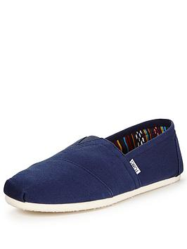 toms-classic-slip-on-shoe-navy
