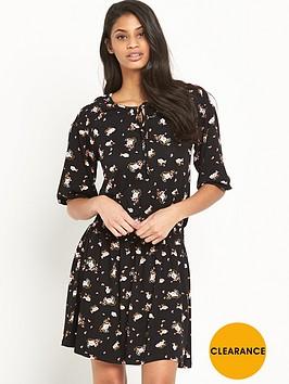 v-by-very-shirred-waist-bohonbspjersey-dress