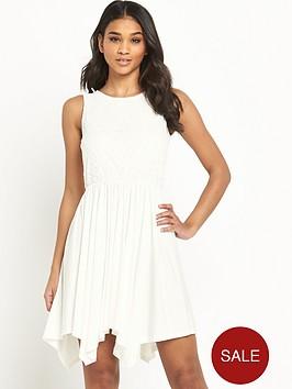 v-by-very-hankynbsphem-lace-insert-jersey-dress