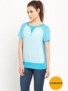 nike-gym-vintage-short-sleeve-sweat-top