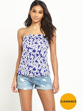 v-by-very-smocked-jersey-bandeau-top