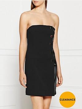 grace-mmxiii-candice-strapless-buttoned-dress