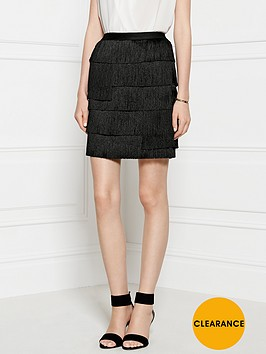 grace-mmxiii-cadence-finged-crepe-skirt