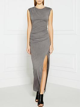 pam-gela-twisted-drape-maxi-dress