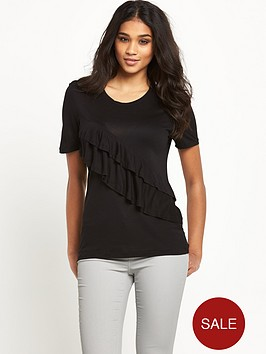 river-island-frilled-tee