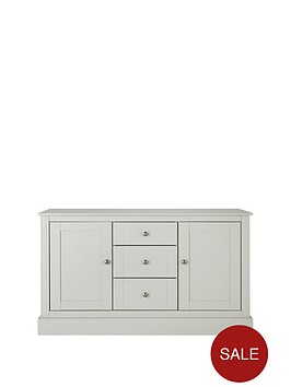 consort-dover-grey-ready-assembled-sideboard