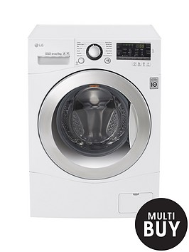 lg-fh2a8tdn2-8kg-load-1200-spin-washing-machine-white
