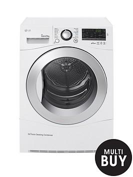 lg-rc9055ap2f-9kg-condenser-sensor-tumble-dryer-white