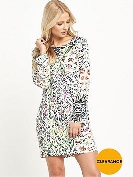 replay-printed-shift-dress