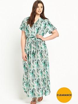 junarose-curve-short-sleeve-maxi-dress