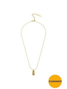 orelia-pineapple-necklace