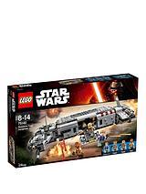 LEGO Star Wars Resistance Troop Transport