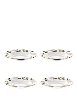 ted-baker-rosie-lee-set-of-4-rimmed-soup-plates