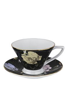 ted-baker-rosie-lee-tea-cup-and-saucer-black