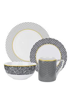 ted-baker-langdon-black-4-piece-dinner-set