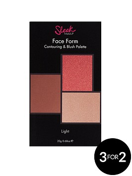 sleek-face-form-light