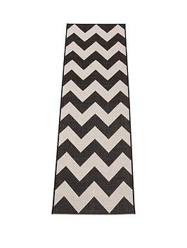 chevron-indooroutdoornbspflatweave-runner