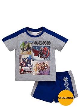 marvel-boys-avengers-age-of-ultronnbspt-shirt-and-shorts-set