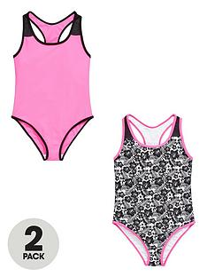 v-by-very-girls-sporty-swimsuits-2-pack