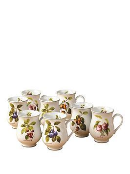 orchard-fruit-bellied-mug-set-4-piece