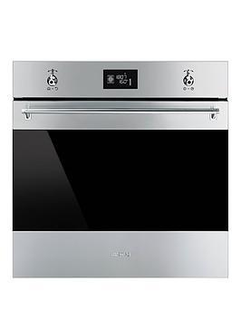 smeg-sfp6390xe-60cm-built-in-single-electric-oven