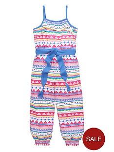 ladybird-girls-aztec-jersey-jumpsuit