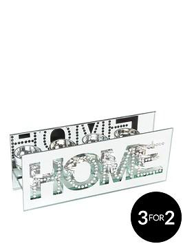 hestia-mirror-amp-crystal-tea-light-holder-ndash-home