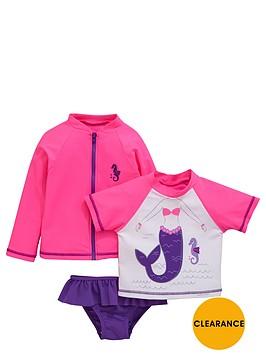 ladybird-girls-mermaid-sunsafe-jacket-top-and-bikini-bottoms-3-piece