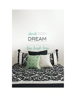 wallpops-lsquocherish-dream-liversquo-wall-art-decal