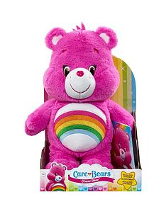 care-bears-medium-plush-with-dvd-cheer-bear