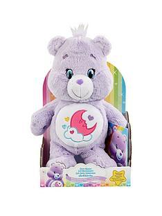 care-bears-medium-plush-with-dvd-sweet-dreams-bear