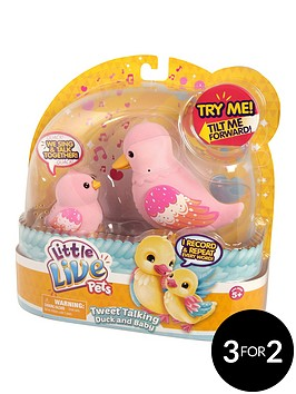 little-live-pets-little-live-pets-duck-and-baby-waddle-fa