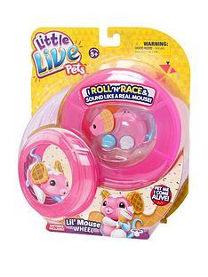 little-live-pets-little-live-pets-mouse-wheel-pack-waffle