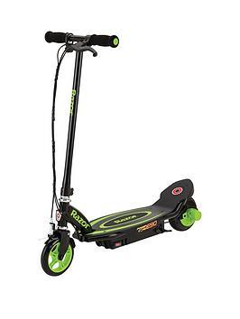razor-powercore-e90-scooter-green