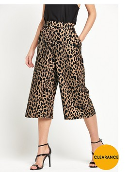 v-by-very-animal-print-culotte-trousersnbsp