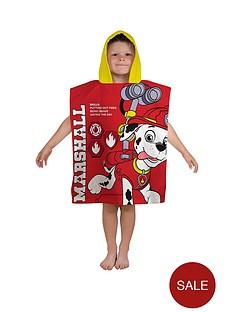 paw-patrol-paw-patrol-poncho-towel