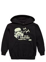 STARWARS GLOW IN THE DARK EMPIRE NEEDS YOU HOODY