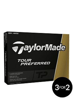 taylormade-tour-preffered-golf-balls