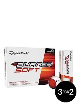 taylormade-burner-soft-golf-balls-12-pack