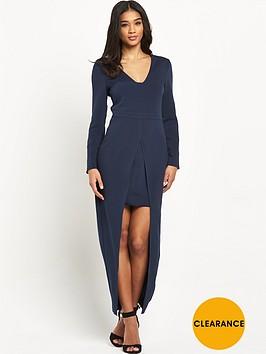 lavish-alice-plunge-maxi-overlay-dress
