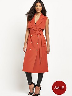 lavish-alice-sleeveless-trench-coat