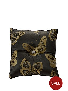 by-caprice-metallic-jacquard-butterfly-filled-cushi