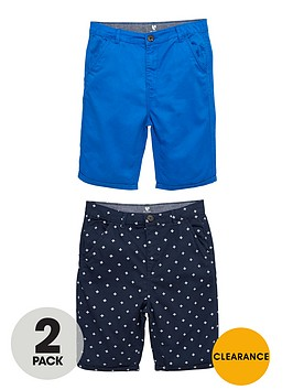 v-by-very-boys-blue-woven-shorts-2-pack