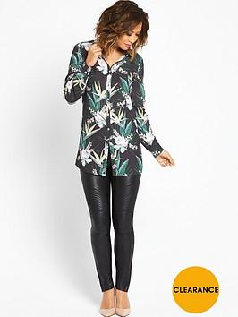myleene-klass-floral-printed-blousenbsp