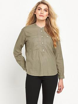 lee-oversized-drapey-shirtnbsp