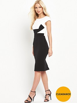 v-by-very-panel-bodycon-dressnbsp